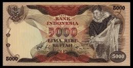 Indonesia 5000 Rupees 1975 UNC - Indonesien