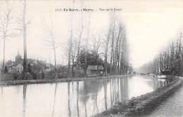 18 - HERRY : Vue Sur Le Canal - CPA -  Cher - Frankreich