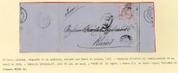 1874 - 1 REPUBLICA - CARTA - Briefe U. Dokumente