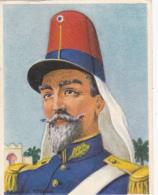 """CHROMO Chapeau Casquette Du """"Père Bugeaud"""" Hat Mode Publicité Chocolat Cantalou-Catala - Chocolat"""
