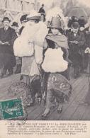 CPA Femme Lady Fraü Mode La Jupe  Culotte Chapeau Hat - Moda