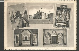 IC46--- CARTOLINE,    PALERMO,,  CONVENTO CAPPUCCINI, - Palermo