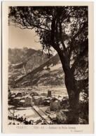 VALLS D´ANDORRA - 141 - ANDORRA LA VELLA HIVERN - 1955 - Vedi Retro - Andorra