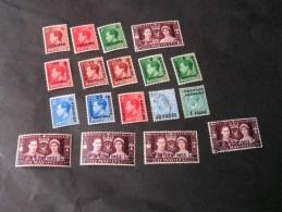 == GB  Tanger Lot   */LH  Falz - Marokko (1891-1956)