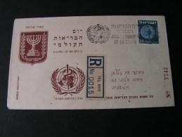 == Israel Cv, FDC ? - Israel