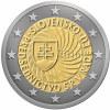 SLOVACCHIA - 2 Euro 2016 - Presidenza Unione Europea - UNC!!! - Slovacchia