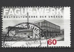 BUND Mi-Nr. 3105 UNESCO-Welterbe (XXXI): Fagus-Werk, Alfeld Gestempelt (4) - BRD