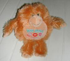Personnage En Peluche à Suspendre Ou à Poser 1000 Bisous Rien Que Pour Toi - Cuddly Toys