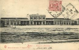 BARI PIAZZALE FERROVIA LA GARE - Bari