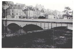PHOTO LE MANS , Quai Louis Blanc 1952 - Le Mans
