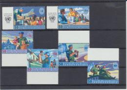 7352) 3 Sätze UNO Postfrisch - Briefmarken