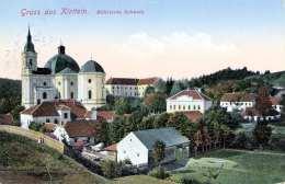 Gruss Aus KIRITEIN (Mährische Schweiz) - Gel.191? - Böhmen Und Mähren