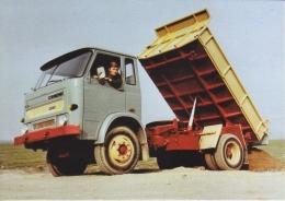 Csepel 453 Tipper Truck  - Camion - Hungary/Hongrie - CPM - Vrachtwagens En LGV