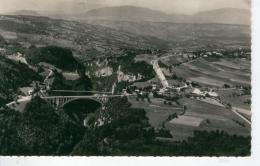 Allonzier-la-Caille - Cruseilles - Les Ponts De La Caille Et Les Monts Du Jura - Format9x14 - Bon état - 2 Scans - Sin Clasificación