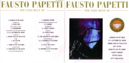 THE VERY BEST OF   Fausto Papetti. Saxophone - Instrumental