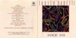 Fausto Papetti. MAGIC SAX Saxophone - Instrumental