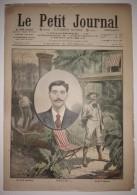 Le Petit Journal Du 29/09/1907 - Gracié (Soleilland) - Deux Ouvriers Forgerons Se Battent à Coups De Barre De Fer ... - Zeitungen
