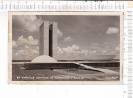 BRASILIA  -    - Edificio  Do  Congresso E  Senado - Brasilia