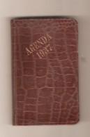AGENDA DE POCHE 1937 - Calendriers