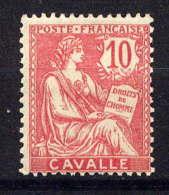 CAVALLE - 11* - TYPE MOUCHON - Cavalle (1893-1911)
