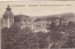 25  Doubs  -  Besançon  ,  Vue  Générale  Du  Casino  Et  Bains  Salins  De  La  Mouillière - Besancon