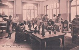 Chavannes - Renens, Ecole Suisse De Céramique, Atelier De Tournage (5058) - VD Vaud