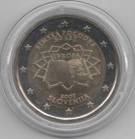 @Y@   Slovenie     2  Euro  2007   Commemorative  UNC   ROME - Slovenia
