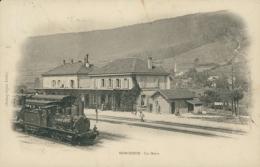 CH SONCEBOZ / La Gare / - BE Berne