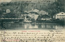 CH SOUBEY / Le Doubs Et Le Pont / - JU Jura