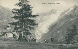 CH TRIENT / Glacier Du Trient / - VS Valais