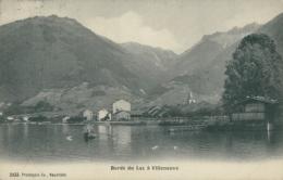 CH VILLENEUVE / Bords Du Lac à Villeneuve / - VD Vaud