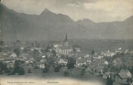 CH OBERURNEN / Vue Panoramique / - GL Glarus