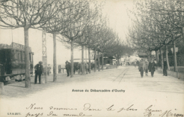 CH OUCHY / Avenue Du Débarcadère D'Ouchy / - VD Vaud