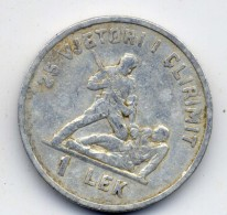 1 Lek 1969 Shqiperise - Albania