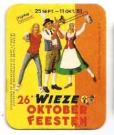 Belgique Wieze - Sotto-boccale