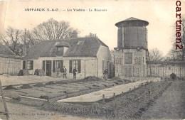 AUFFARGIS LES VINDRINS LE RESERVOIR CULTURE METIER SILO 78 YVELINES - Auffargis