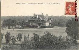 BUC DOMAINE DE LA BOUILLIE CHALET DU JEU DE GOLF 78 YVELINES - Buc