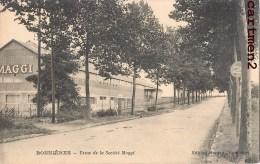 BONNIERES-SUR-SEINE USINE DE LA SOCIETE MAGGI USINE 78 YVELINES - Bonnieres Sur Seine