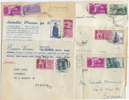 1953-1959 ESPRESSI + COMMEMORATIVI SINGOLI 6 DIFFERENTI  (6752) - 6. 1946-.. Repubblica