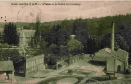 77 LONGUEVILLE - L'Usine De La Société Des Lunetiers - Industrie