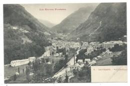 CPA Précurseur - CAUTERETS  VUE GENERALE - Hautes Pyrénées 65 - - Cauterets