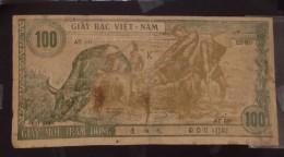 North Vietnam Viet Nam 100 Dong VF Banknote 1946 - P#8b / 02 Images - Vietnam