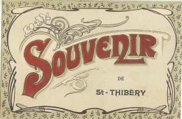 SOUVENIR DE ST THIBERY    89 - Frankreich