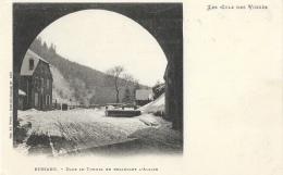 Bussang (Vosges) - Dans Le Tunnel En Regardant L'Alsace - Edition Ad. Weick - Carte Précurseur Non Circulée - Col De Bussang