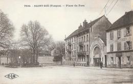 Saint-Dié (Vosges) - Place Du Parc - Modern Cinéma - Edition C. Lardier - Carte C.L.B. Non Circulée - Saint Die
