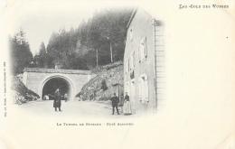 Le Tunnel Et Le Col De Bussang (Vosges) - Côté Alsacien - Edition Ad. Weick - Carte Précurseur Non Circulée - Col De Bussang