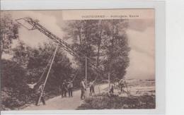 51 - PONTGIVART / PORTUGAIS - ROUTE D'AUMERANCOURT LE PETIT - Frankrijk