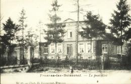 Frasnes-les-Buissenal - Le Presbytère-1905 - Frasnes-lez-Anvaing