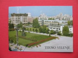 TITOVO VELENJE - Slovenia