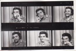 Che Guevarra , Septembre 1959 _ Primera Comparecencia En Television (photo : Raul Corrales ) - Hombres Políticos Y Militares